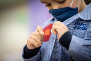Autonomia infantil colegio san cernin